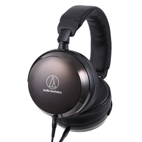 View Larger Image of ATH-AP2000Ti Hi-Res Over-Ear Headphones (Black)