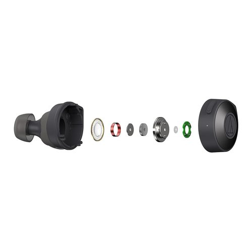 View Larger Image of ATH-CK5TW Solid Bass True Wireless Earbuds