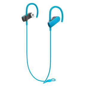 ATH-SPORT50BT SonicSport Wireless In-Ear Headphones with In-Line Microphone and Remote