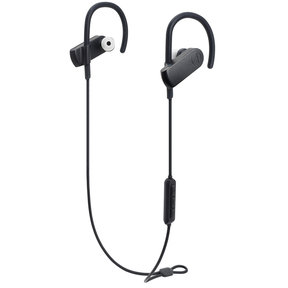 ATH-SPORT70BT SonicSport Wireless In-Ear Headphones with In-Line Mic and Remote