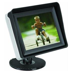 "ACAM350 LCD Backup Monitor with 3.5""  Screen"