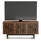 View Larger Image of Element 87770-ME Media Cabinet (Wheat/Walnut)
