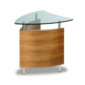 FIN End Table 1110