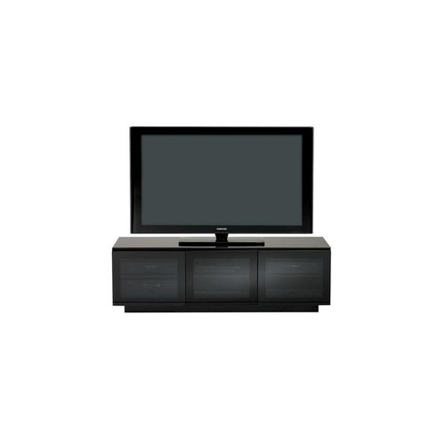 View Larger Image of Mirage 8227-2 Triple Wide Enclosed Cabinet (Black)