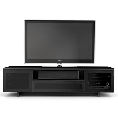 """View Larger Image of Nora 8239-Slim Quad Wide Cabinet for TVs up to 82"""""""