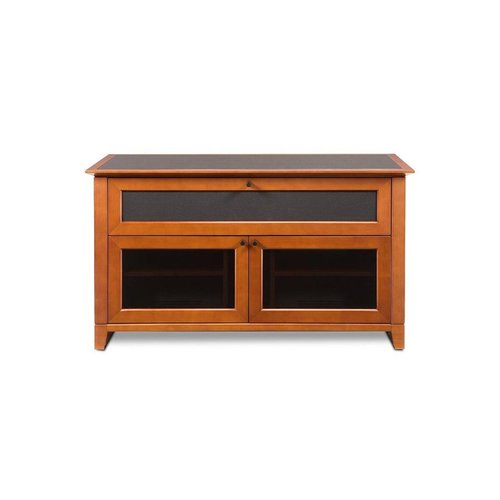 """View Larger Image of Novia 8428 Double Wide Enclosed Cabinet for TVs up to 55"""""""