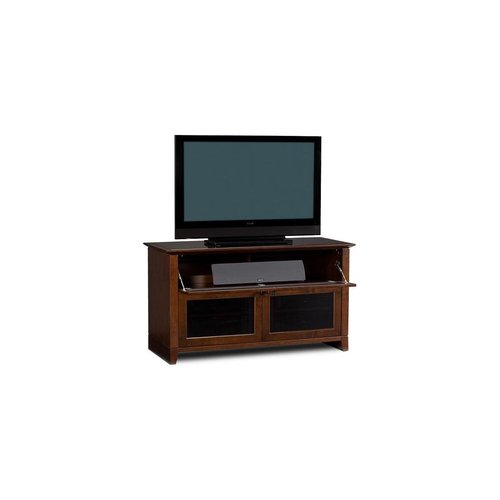 View Larger Image of Novia 8428 Double Wide Enclosed Cabinet for TVs up to 55""