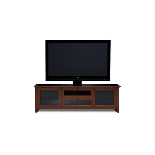 """View Larger Image of Novia 8429-2 Triple Wide Enclosed Cabinet for TVs up to 55"""""""