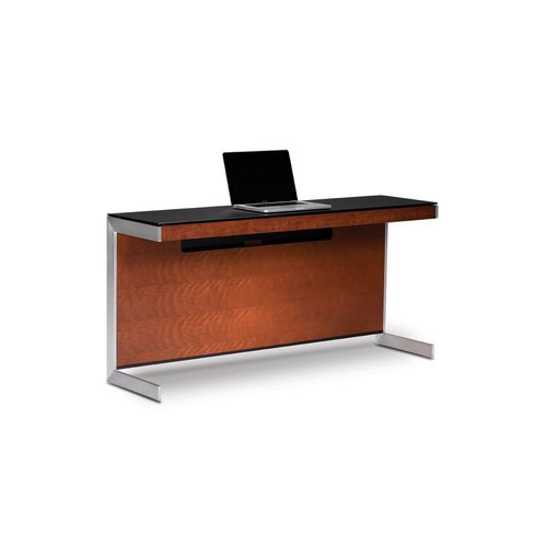 View Larger Image of Sequel 6002 Return Desk (Natural Cherry)