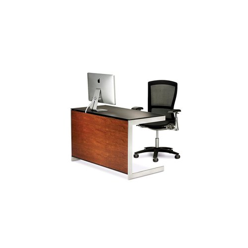 View Larger Image of Sequel 6003 Compact Desk (Cherry)