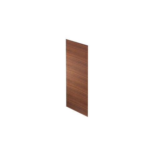 View Larger Image of Sequel 6012 Return End Panel (Walnut)