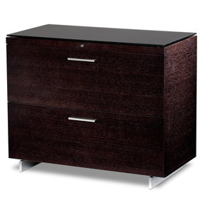 Sequel 6016 Lateral File Cabinet (Espresso)