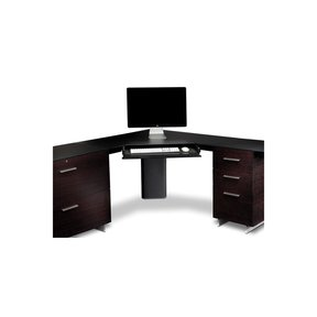 SEQUEL Corner Desk 6019 (Black)