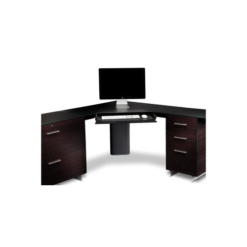 View Larger Image of SEQUEL Corner Desk 6019 (Black)