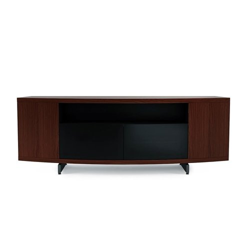 View Larger Image of Sweep 8438 Media Console (Chocolate Stained Walnut)