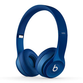 Solo2 On-Ear Headphones With In-Line Apple Control and Mic