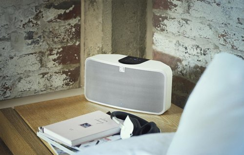 View Larger Image of Pulse Mini Compact All-In-One Wireless Streaming Music System