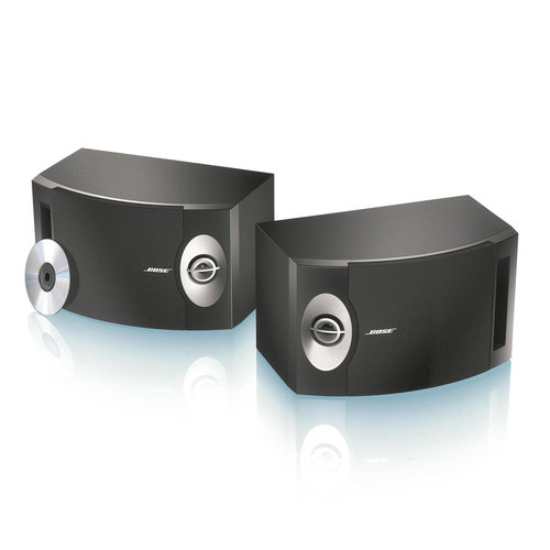 View Larger Image of 201 Series V Direct/Reflecting Speaker System (Black)