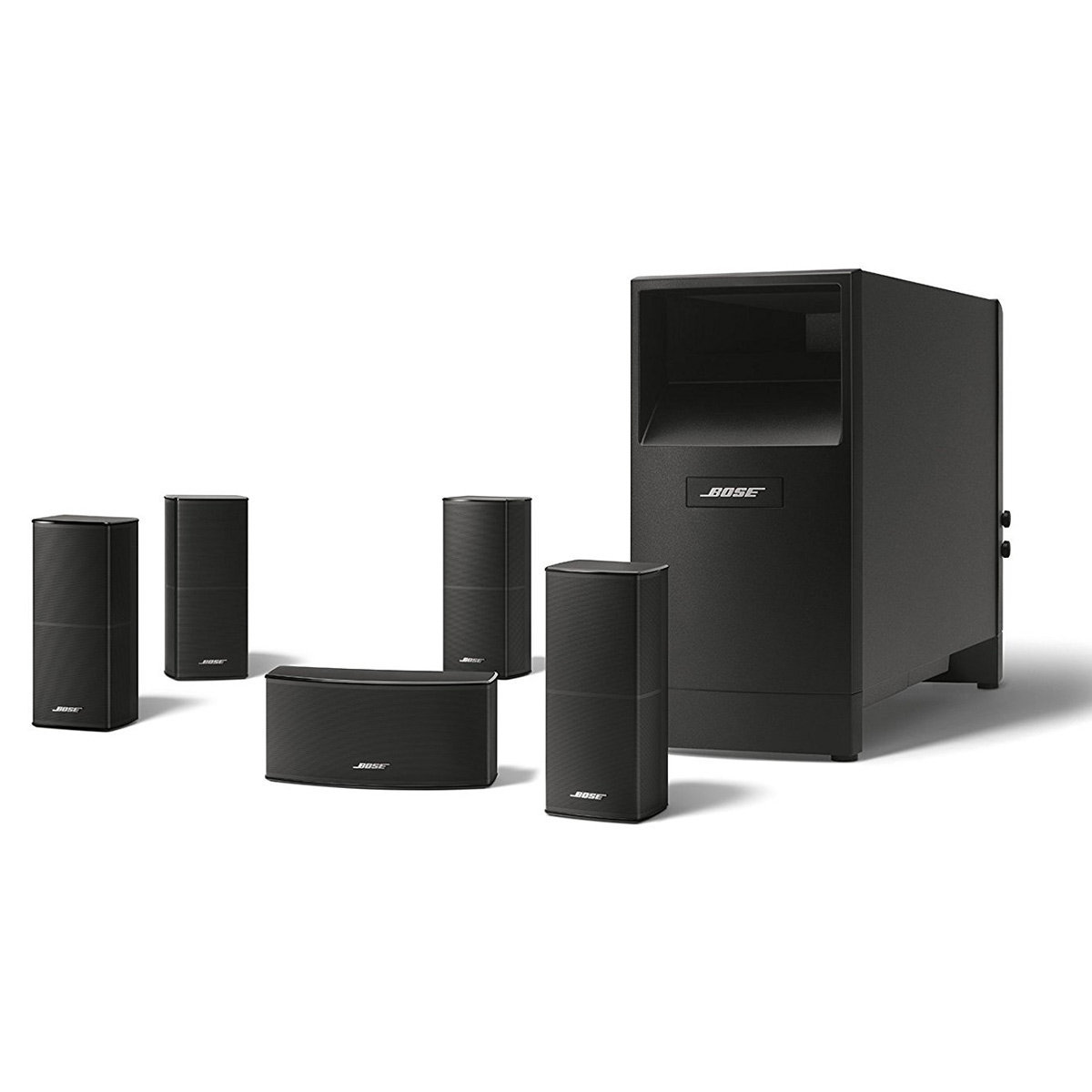 Bose Acoustimass 10 Series V Home Entertainment Speaker System ...