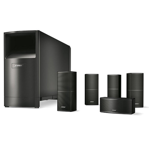 View Larger Image of Acoustimass 10 Series V Home Entertainment Speaker System (Black)