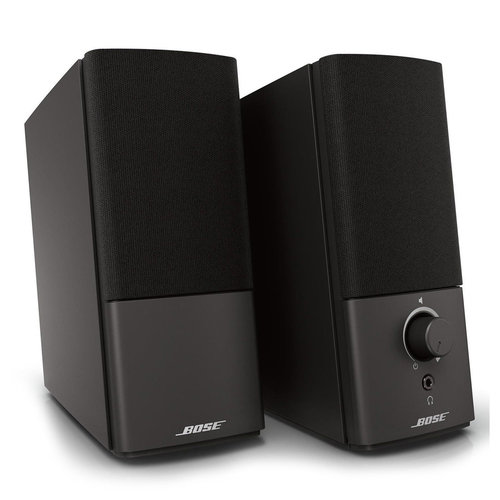 View Larger Image of Companion 2 Series III Multimedia Speaker System (Black)