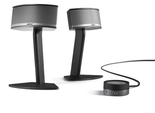 View Larger Image of Companion 5 Multimedia Speaker System (Black)