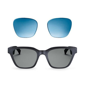 Frames Alto S/M with Blue Gradient Lenses