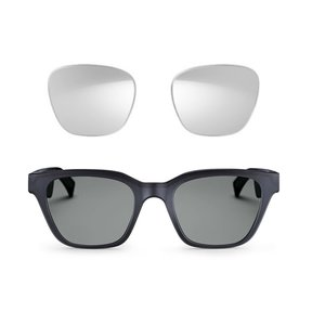Frames Alto S/M with Mirrored Silver Lenses
