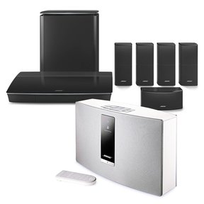 Lifestyle 600 Home Entertainment System with SoundTouch 20 III Series Wireless Music System