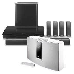 Lifestyle 650 Home Entertainment System with SoundTouch 20 III Series Wireless Music System