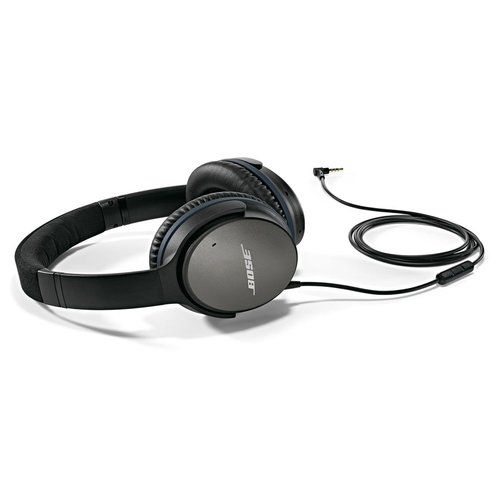 View Larger Image of QC25 QuietComfort 25 Acoustic Noise-Canceling Around-Ear Headphones for Samsung/Android