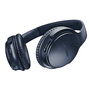 QC35II QuietComfort 35 Triple Midnight Wireless Noise-Cancelling Headphones II (Limited Edition)