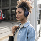 View Larger Image of QC35II QuietComfort 35 Triple Midnight Wireless Noise-Cancelling Headphones II (Limited Edition)