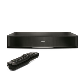 Solo 15 Series II TV Sound System (Black)