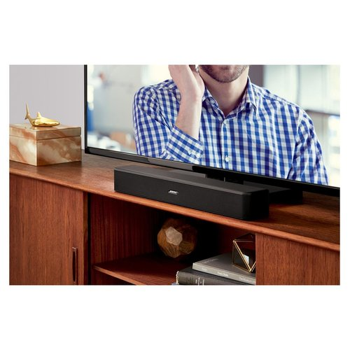 View Larger Image of Solo 5 TV Sound System with SoundTouch Wireless Link Adapter