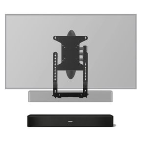 Solo 5 TV Sound System with SoundXtra TV Cantilever Mount