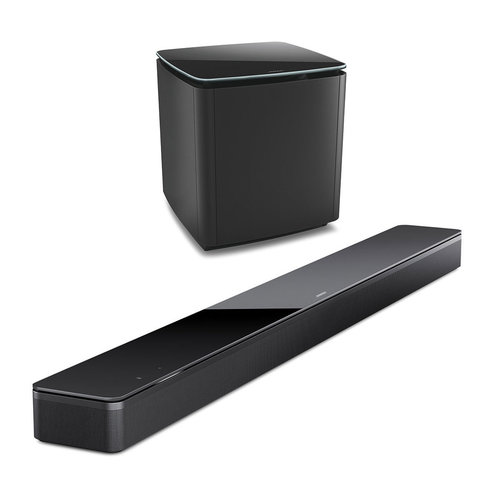 View Larger Image of Soundbar 700 3.1 Home Theater System with Built-In Amazon Alexa and Bass Module 700 Subwoofer