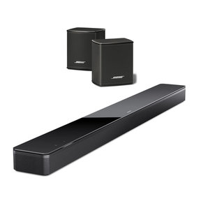 Soundbar 700 Surround System with Built-In Amazon Alexa and Pair of Surround Wireless Speakers