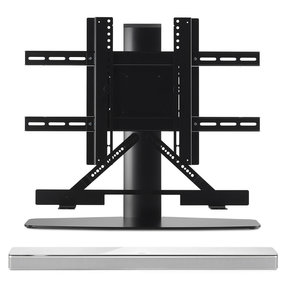 Soundbar 700 with Built-In Amazon Alexa and SoundXtra Adjustable TV and Sound Bar Stand