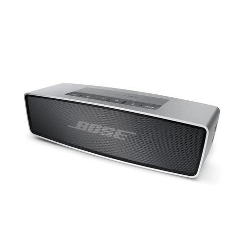 View Larger Image of SoundLink Mini Bluetooth Speaker (Silver)