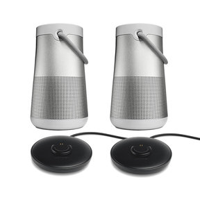 SoundLink Revolve+ Bluetooth Speakers with SoundLink Revolve Charging Cradles - 2 Pack