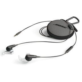 SoundSport II In-Ear Headphones for Samsung (Charcoal Black)