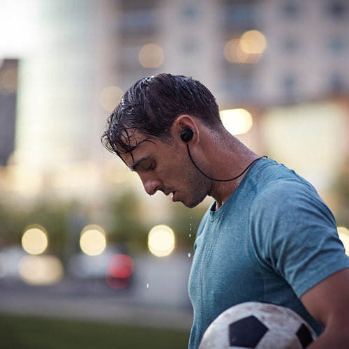 View Larger Image of SoundSport Pulse In-Ear Wireless Headphones with Heart Rate Monitor