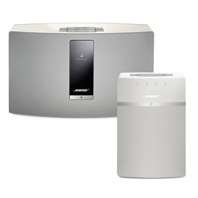 SoundTouch 20 and 10 Wireless Music System Package
