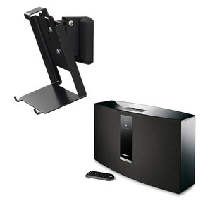 SoundTouch 20 III Series Wireless Music System with SoundXtra Wall Mount
