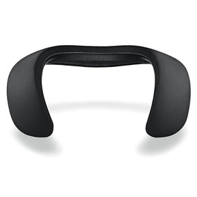 SoundWear Companion Wearable Ear-Free Speaker (Black)