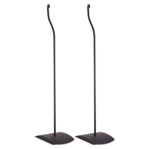View Larger Image of UFS-20 Series II Floor Stands - Pair (Black)
