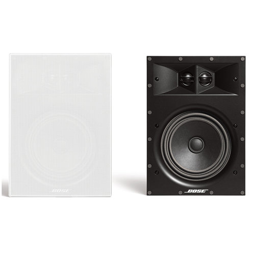 View Larger Image of Virtually Invisible 891 In-Wall Speakers - Pair (White)