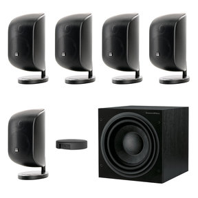 5.1 Channel Home Theater Speaker Package