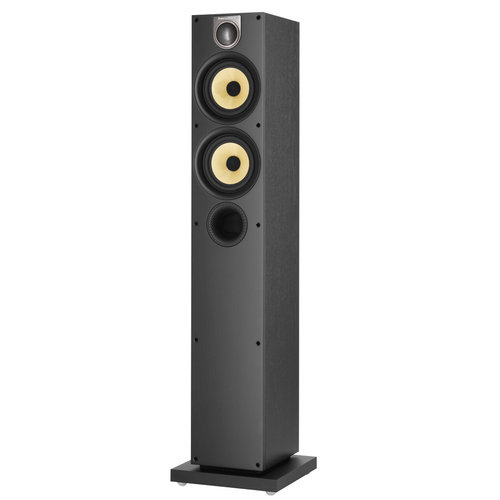 View Larger Image of 684 S2 2-Way Floorstanding Speaker - Each (Black Ash)